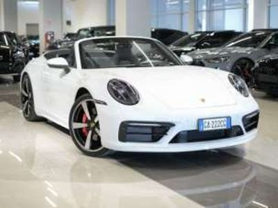 usata Porsche 911 Carrera 4S Cabriolet 450CV AUTO Benzina