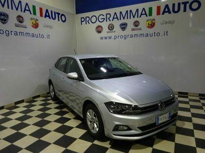usata VW Polo 1.0 EVO 80 CV 5p. Comfortline BlueMotion Technolog