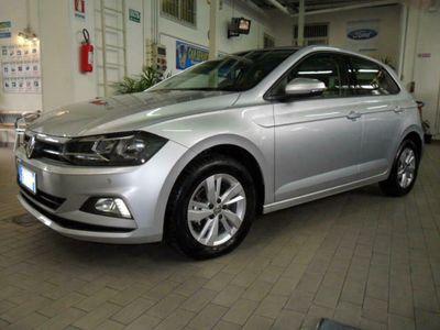 usata VW Polo 1.0 EVO 80 CV 5p. Comfortline BlueMotion