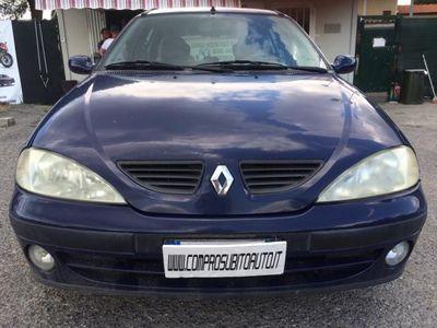 usata Renault Mégane 1.6 16v 5p. Confort Authentique Usato