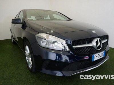 begagnad Mercedes 180 cla sse a (w176)automatic sport diesel