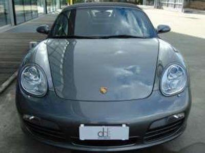 usata Porsche Boxster 3.4 24V S Pelle Totale/Navigatore/Xeno/Cerchi 18& Benzina