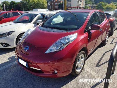 used Nissan Leaf elettrico sincrono trifase acenta 30kwh elettrica