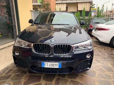 usata BMW X4 xDrive20d Msport
