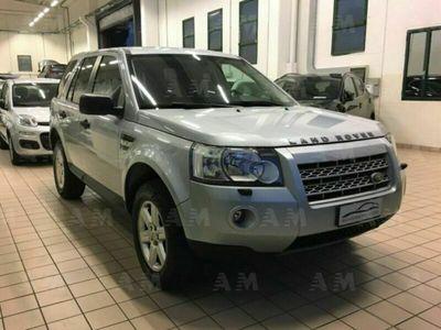 usata Land Rover Freelander 2.2 sTD4