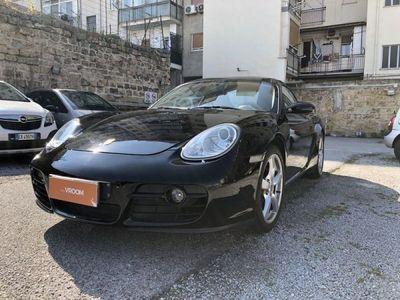 usado Porsche Cayman Cayman 2.72.7