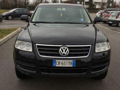 brugt VW Touareg 2.5d 2004