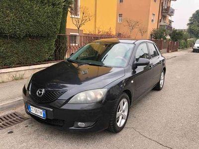 usata Mazda 3 1.6 TD 16V 109CV