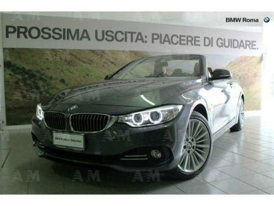 usata BMW 435 Serie 4 dA xDrive Cabrio