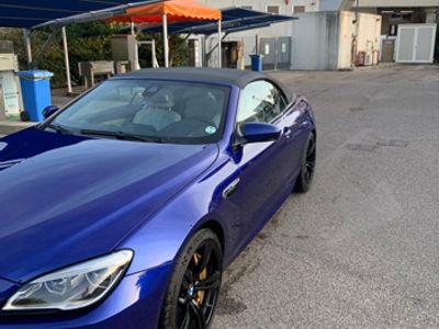 usata BMW M6 Cabriolet M6 Cabrio