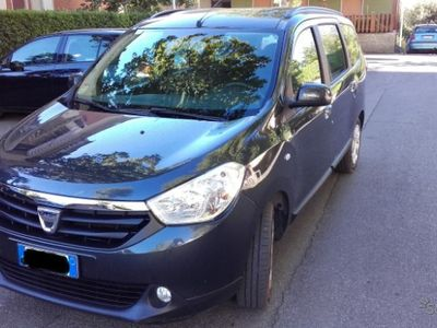 usata Dacia Lodgy Laureate 7 posti 1.5 dci 110 cv