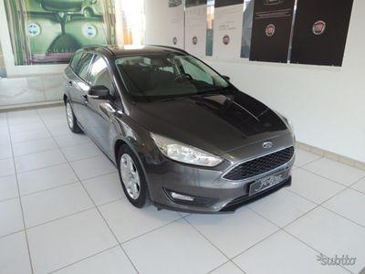 brugt Ford Focus 1.5 TDCi 120 CV Start&Stop SW Plus