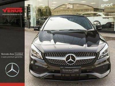 usata Mercedes 200 CLA Classe Sh.Brake - X117 D Shooting Braked Premium 4matic auto FL