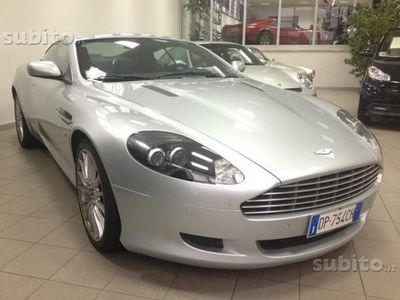 usata Aston Martin DB9 Coupé Touchtronic **PELLE TOTALE NAVI CAMBIO F1**