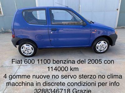 gebraucht Fiat Seicento 1.1i cat active benzina