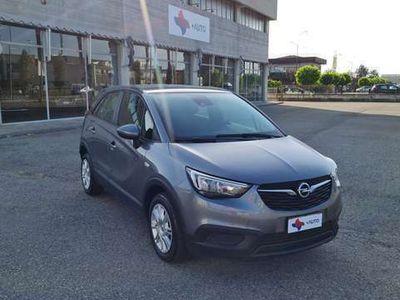 usata Opel Crossland X 1.2 GPL 12V Advance UNICO PROPRIETARIO!