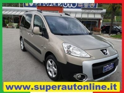 second-hand Peugeot TePee tepee 1.6 HDI OUTDOOR FULL OPTIONAL1.6 HDI OUTDOOR FULL OPTIONAL