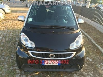 usata Smart ForTwo Coupé 1000 52 kW MHD passion KMCERTIFICATI rif. 6779530
