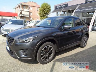 usata Mazda CX-5 2.2L Skyactiv-D 175CV 4WD Exceed del 2017 usata a Parma