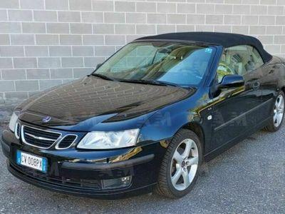 usata Saab 9-3 Cabriolet 2.0 t Vector