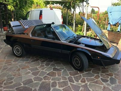 usata Fiat X 1/9 bertone