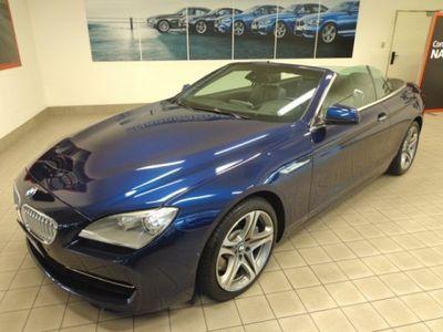 usata BMW 650 Cabriolet i Futura