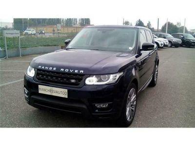 used Land Rover Range Rover Sport 3.0 SDV6 HSE Dynamic