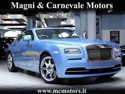 usata Rolls Royce Wraith SPECIAL PAINT | PANORAMA ROOF | ACC | NIGHT VISION