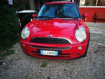 usata Mini ONE 1.6 16V PARK LINE OK NEO P. DA VETRINA......