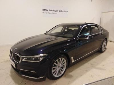 usado BMW 730 Serie 7 (G11/G12) D XDRIVE LUXURY