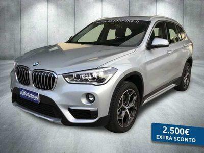 usata BMW X1 X1sdrive18d xLine auto my18