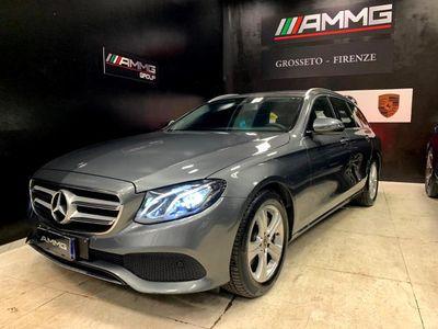 usata Mercedes E220 S.W. 4Matic Auto Business Sport (943) GR