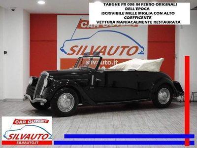usado Lancia Flaminia aprilia cabriolet - carrozzeria - omol. asi