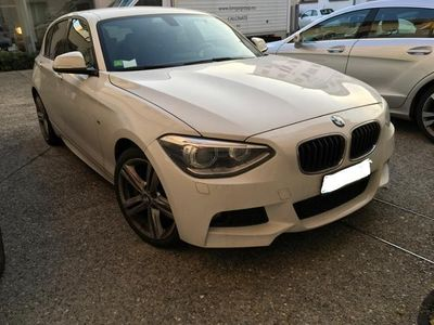 "usata BMW 125 Serie 1 5p. Msport AUTOM-NAVI-PDC-XENON-18"""