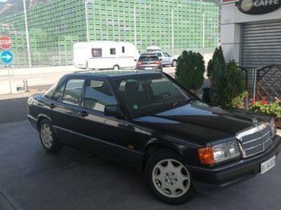 usata Mercedes 190 - 1.8 109cv GPL