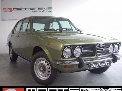 brugt Alfa Romeo Alfetta 1.8 iscritta asi perfetta gpl benzina/gpl