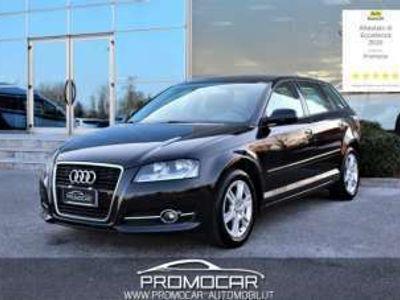 usata Audi A3 SPB 1.6 TDI 105 CV CR AMBIENTE *TAGLIANDATA*
