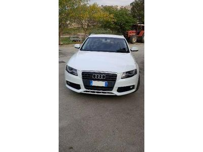 usata Audi A4 Avant 2.0 TDI 120CV Start Adv. Plus