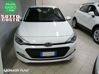 używany Hyundai i20 1.1 CRDi 12V 5 porte Comfort usato