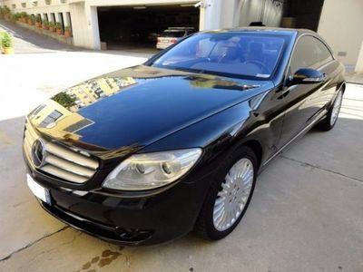 used Mercedes CL500 usata del 2006 a Milano