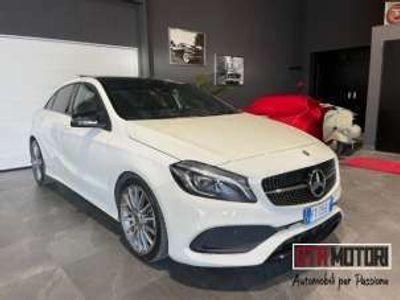 usata Mercedes A200 d Automatic 4Matic Premium AMG