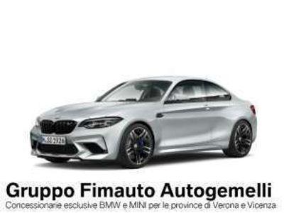 usata BMW M2 Coupé Competition DKG Benzina