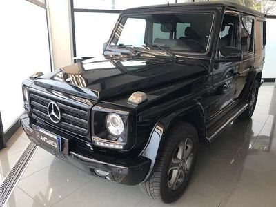 usata Mercedes G350 BlueTEC S.W. Lunga - APPENA TAGLIANDATA KM 120.000