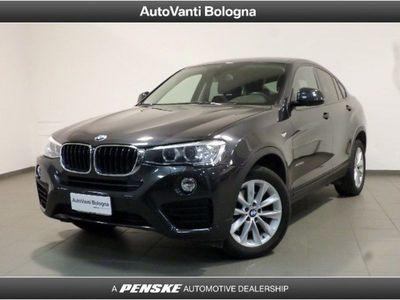 usado BMW X4 xDrive20d