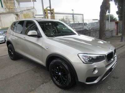 usata BMW X3 xDrive20d Business aut. 4X4