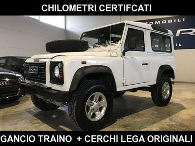 brugt Land Rover Defender 90 2.5 Td5 Station Wagon SE S E + Gancio Traino