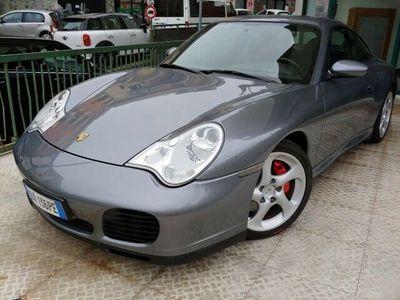 usata Porsche 911 Carrera 4S 996 cat Coupé MANUALE ITALIANA