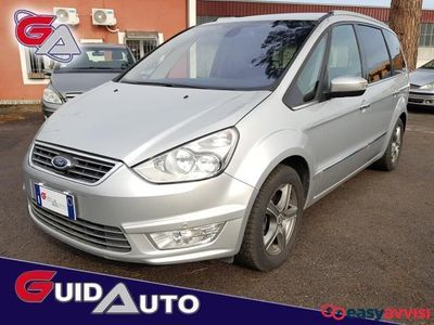 used Ford Galaxy 2.2 TDCi 200CV Tit.6Tronic Bs