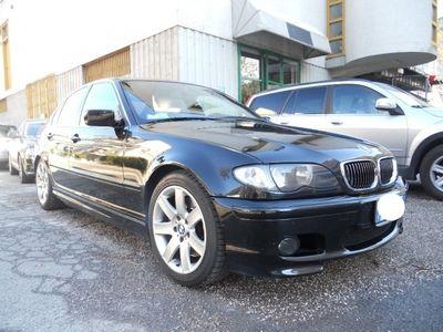 usata BMW 330 d turbodiesel cat 4 porte Futura