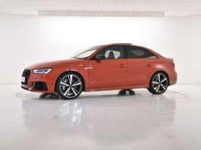 usata Audi RS3 Sedan 2.5 TFSI quattro S tronic Benzina
